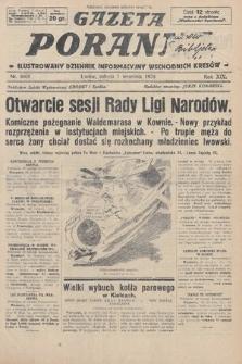 Gazeta Poranna : ilustrowany dziennik informacyjny wschodnich kresów. 1928, nr8608
