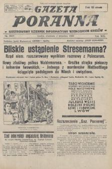 Gazeta Poranna : ilustrowany dziennik informacyjny wschodnich kresów. 1928, nr8609
