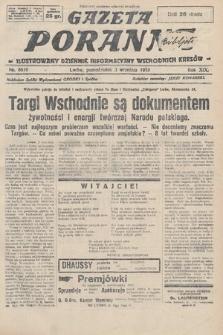 Gazeta Poranna : ilustrowany dziennik informacyjny wschodnich kresów. 1928, nr8610