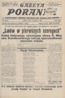 Gazeta Poranna : ilustrowany dziennik informacyjny wschodnich kresów. 1928, nr8612
