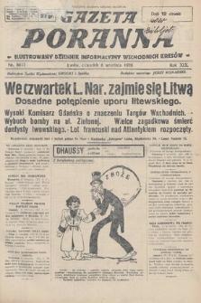 Gazeta Poranna : ilustrowany dziennik informacyjny wschodnich kresów. 1928, nr8613