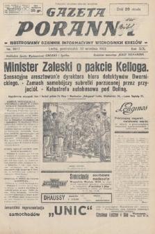 Gazeta Poranna : ilustrowany dziennik informacyjny wschodnich kresów. 1928, nr8617