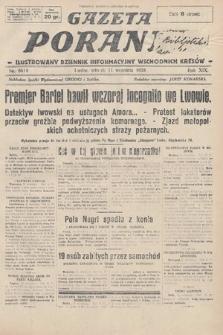 Gazeta Poranna : ilustrowany dziennik informacyjny wschodnich kresów. 1928, nr8618