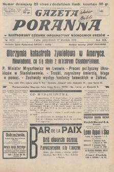 Gazeta Poranna : ilustrowany dziennik informacyjny wschodnich kresów. 1928, nr8624