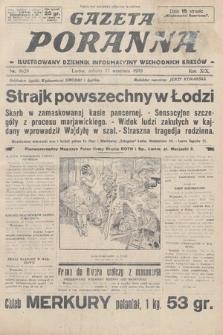 Gazeta Poranna : ilustrowany dziennik informacyjny wschodnich kresów. 1928, nr8629
