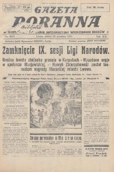 Gazeta Poranna : ilustrowany dziennik informacyjny wschodnich kresów. 1928, nr8635