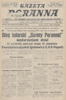 Gazeta Poranna : ilustrowany dziennik informacyjny wschodnich kresów. 1928, nr8639