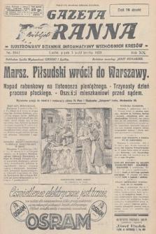 Gazeta Poranna : ilustrowany dziennik informacyjny wschodnich kresów. 1928, nr8642