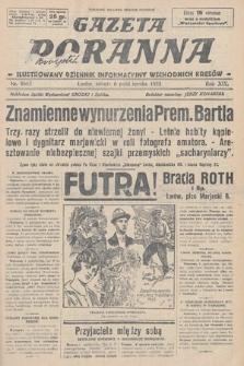 Gazeta Poranna : ilustrowany dziennik informacyjny wschodnich kresów. 1928, nr8643