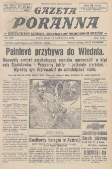 Gazeta Poranna : ilustrowany dziennik informacyjny wschodnich kresów. 1928, nr8647
