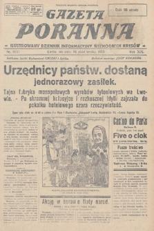Gazeta Poranna : ilustrowany dziennik informacyjny wschodnich kresów. 1928, nr8651