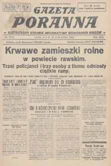 Gazeta Poranna : ilustrowany dziennik informacyjny wschodnich kresów. 1928, nr8653