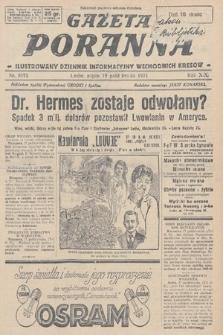 Gazeta Poranna : ilustrowany dziennik informacyjny wschodnich kresów. 1928, nr8656