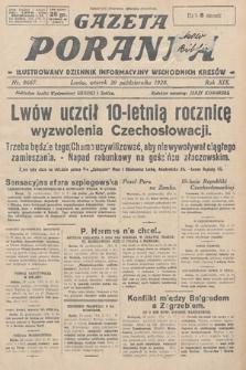 Gazeta Poranna : ilustrowany dziennik informacyjny wschodnich kresów. 1928, nr8667
