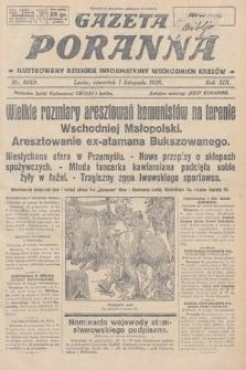 Gazeta Poranna : ilustrowany dziennik informacyjny wschodnich kresów. 1928, nr8669