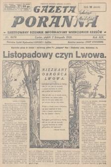 Gazeta Poranna : ilustrowany dziennik informacyjny wschodnich kresów. 1928, nr8670
