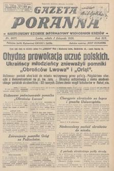 Gazeta Poranna : ilustrowany dziennik informacyjny wschodnich kresów. 1928, nr8671