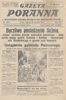 Gazeta Poranna : ilustrowany dziennik informacyjny wschodnich kresów. 1928, nr8676