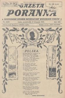 Gazeta Poranna : ilustrowany dziennik informacyjny wschodnich kresów. 1928, nr8680