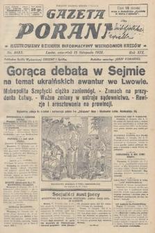 Gazeta Poranna : ilustrowany dziennik informacyjny wschodnich kresów. 1928, nr8683