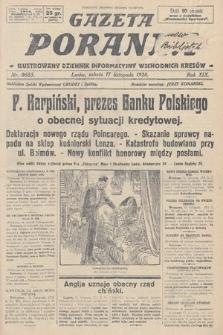 Gazeta Poranna : ilustrowany dziennik informacyjny wschodnich kresów. 1928, nr8685