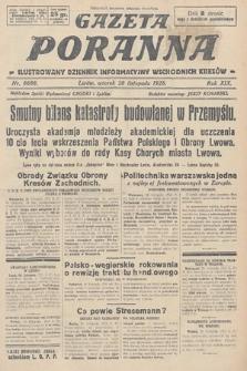 Gazeta Poranna : ilustrowany dziennik informacyjny wschodnich kresów. 1928, nr8688