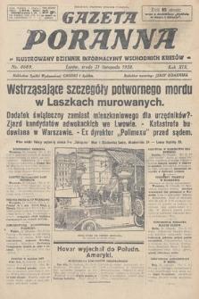 Gazeta Poranna : ilustrowany dziennik informacyjny wschodnich kresów. 1928, nr8689