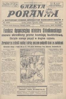 Gazeta Poranna : ilustrowany dziennik informacyjny wschodnich kresów. 1928, nr8699