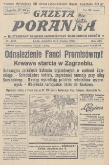 Gazeta Poranna : ilustrowany dziennik informacyjny wschodnich kresów. 1928, nr8701