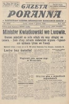 Gazeta Poranna : ilustrowany dziennik informacyjny wschodnich kresów. 1928, nr8702
