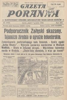 Gazeta Poranna : ilustrowany dziennik informacyjny wschodnich kresów. 1928, nr8705