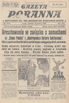 Gazeta Poranna : ilustrowany dziennik informacyjny wschodnich kresów. 1928, nr8707