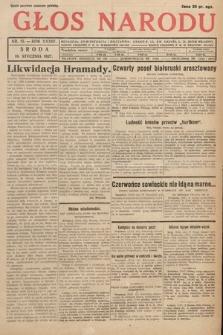 Głos Narodu. 1927, nr15