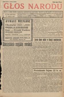 Głos Narodu. 1927, nr72