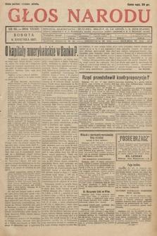 Głos Narodu. 1927, nr95