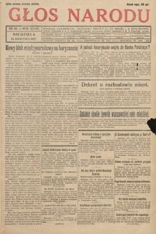 Głos Narodu. 1927, nr96
