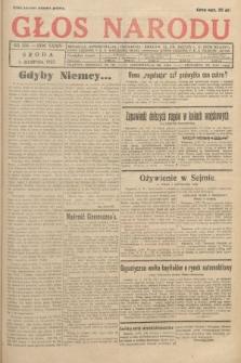Głos Narodu. 1927, nr208