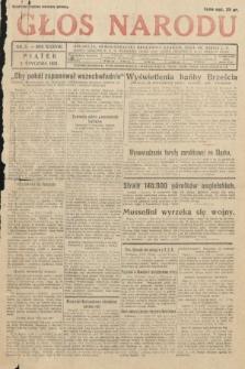 Głos Narodu. 1931, nr2