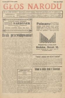 Głos Narodu. 1931, nr10