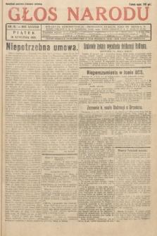 Głos Narodu. 1931, nr15