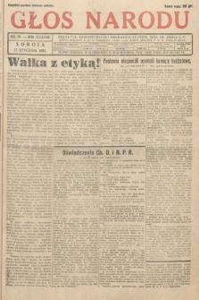 Głos Narodu. 1931, nr16