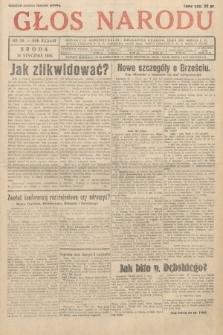 Głos Narodu. 1931, nr20
