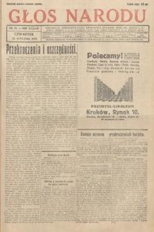 Głos Narodu. 1931, nr21