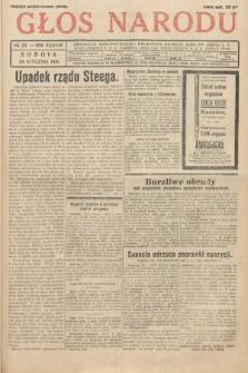 Głos Narodu. 1931, nr23