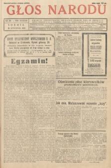 Głos Narodu. 1931, nr30
