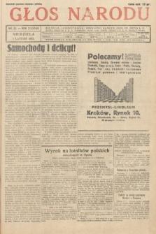 Głos Narodu. 1931, nr31