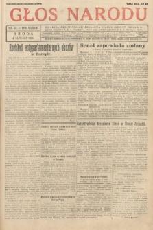 Głos Narodu. 1931, nr33