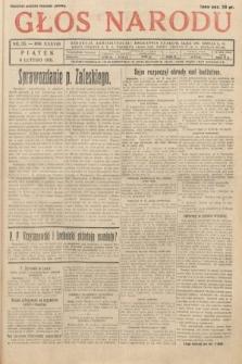 Głos Narodu. 1931, nr35