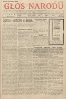 Głos Narodu. 1931, nr36