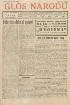 Głos Narodu. 1931, nr40